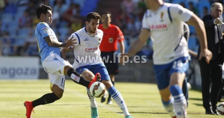 Análisis del Real Zaragoza 0 – 2 Las Palmas