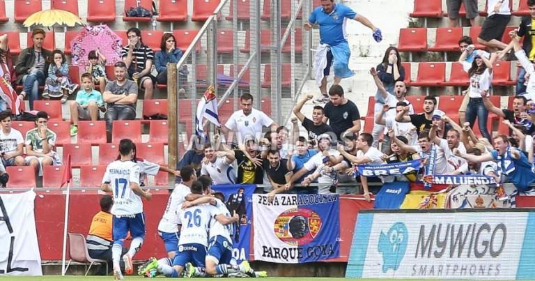 Análisis del Girona 1 — 4 Real Zaragoza