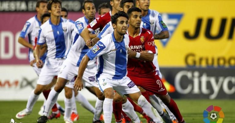 Análisis del Leganés 1 – 1 Real Zaragoza