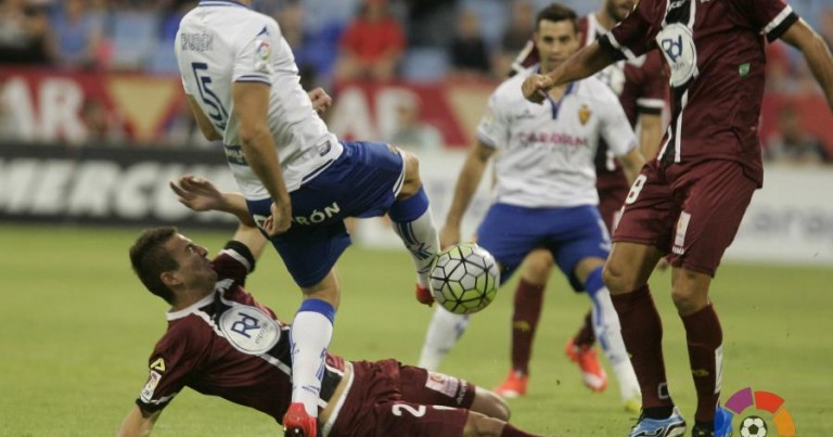 Análisis del Real Zaragoza 0 – 1 Córdoba