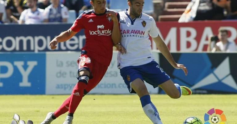 Análisis del Real Zaragoza 0 – 1 Osasuna