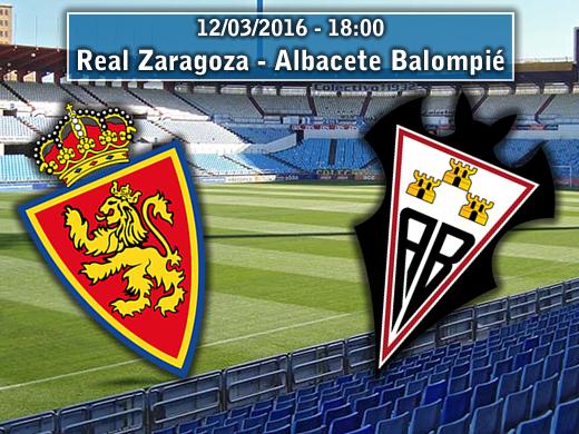 Real Zaragoza – Albacete   La Previa