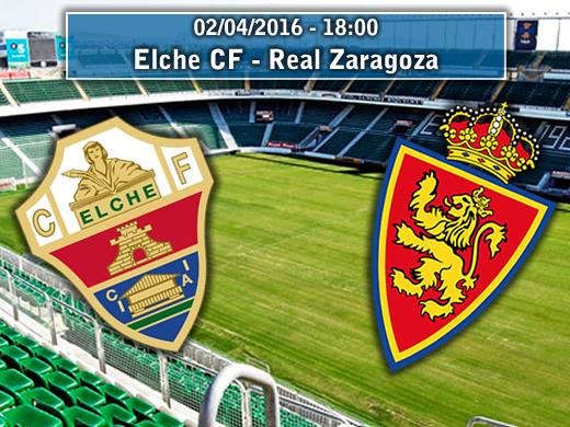 Elche – Real Zaragoza | La Previa