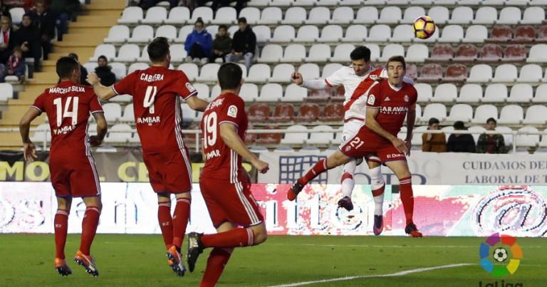 Rayo Vallecano 1 – 2 Real Zaragoza | Crónica