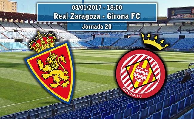 Real Zaragoza – Girona FC | La Previa