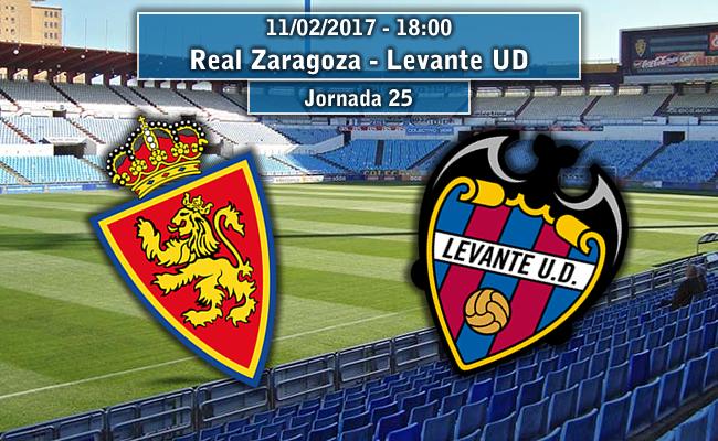 Real Zaragoza – Levante UD | La Previa