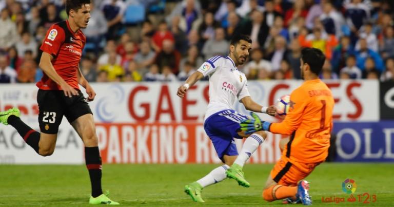 Real Zaragoza 1 – 0 RCD Mallorca | Crónica