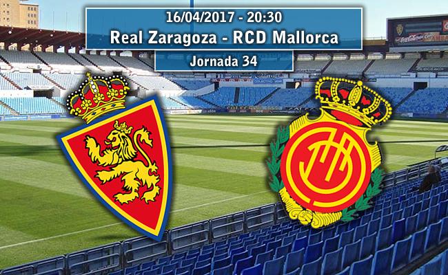 Real Zaragoza – RCD Mallorca | La Previa