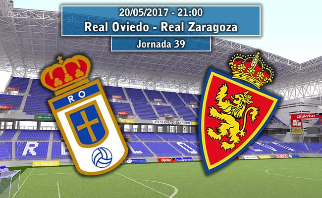 Real Oviedo – Real Zaragoza | La Previa