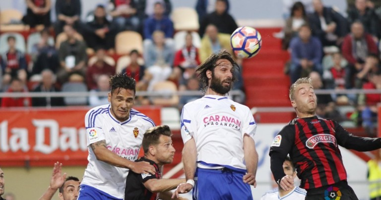 El Zaragoza buscará la remontada contra el Cádiz