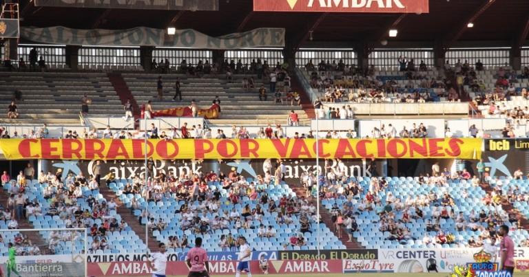 Real Zaragoza 1 – 2 CD Tenerife | Crónica