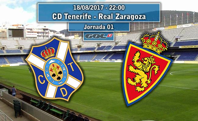 CD Tenerife – Real Zaragoza | La Previa