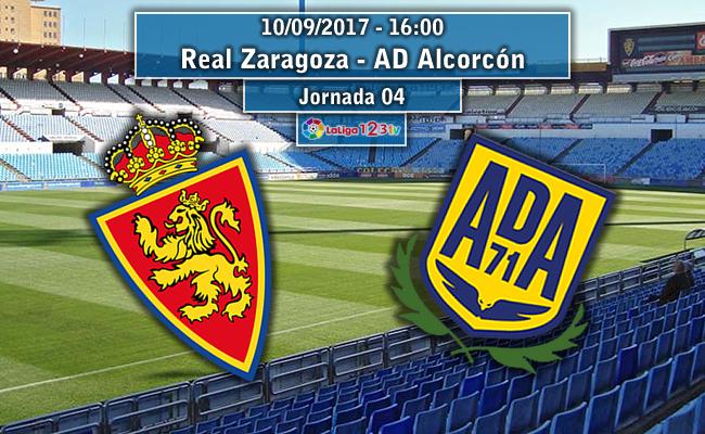 Real Zaragoza – AD Alcorcón | La Previa
