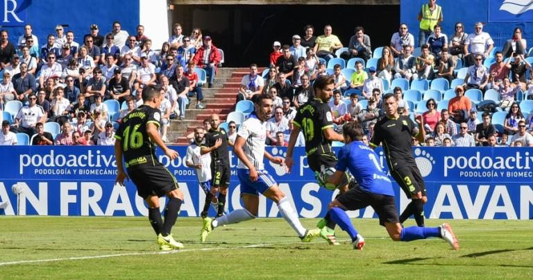 Real Zaragoza 0 – 1 AD Alcorcón | Crónica