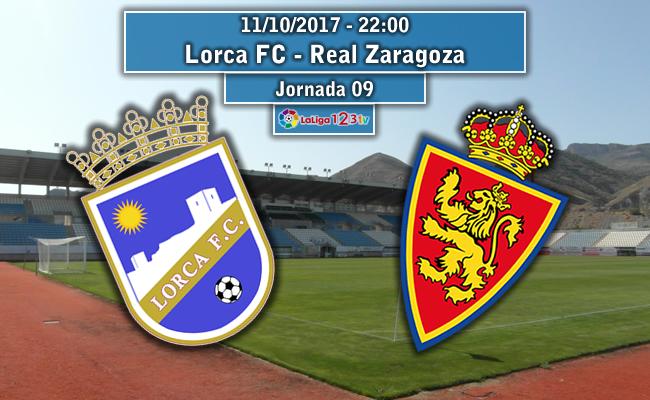 Lorca FC – Real Zaragoza | La Previa