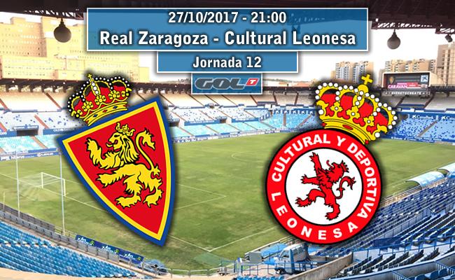 Real Zaragoza – CyD Leonesa | La Previa