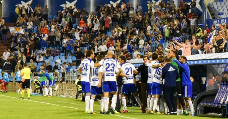 Real Zaragoza 3 – 0 CD Numancia | Crónica