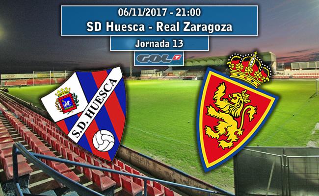 SD Huesca – Real Zaragoza | La Previa