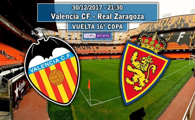 Valencia CF – Real Zaragoza | La Previa