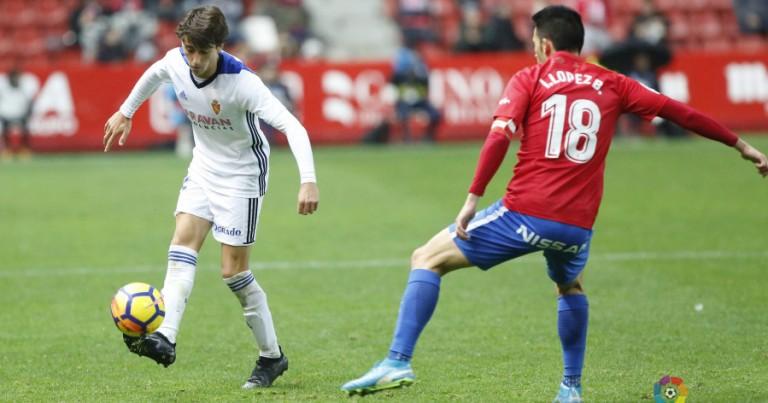Sporting Gijón 0 – 1 Real Zaragoza | Crónica