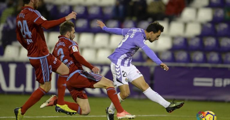 R Valladolid 3 – 2 Real Zaragoza | Crónica