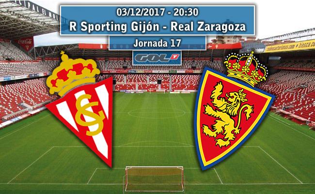 Sporting Gijón – Real Zaragoza | La Previa
