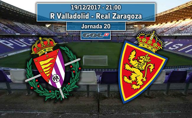 R Valladolid – Real Zaragoza | La Previa
