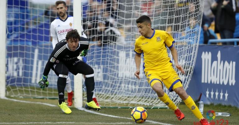 AD Alcorcón 1 – 1 Real Zaragoza | Crónica