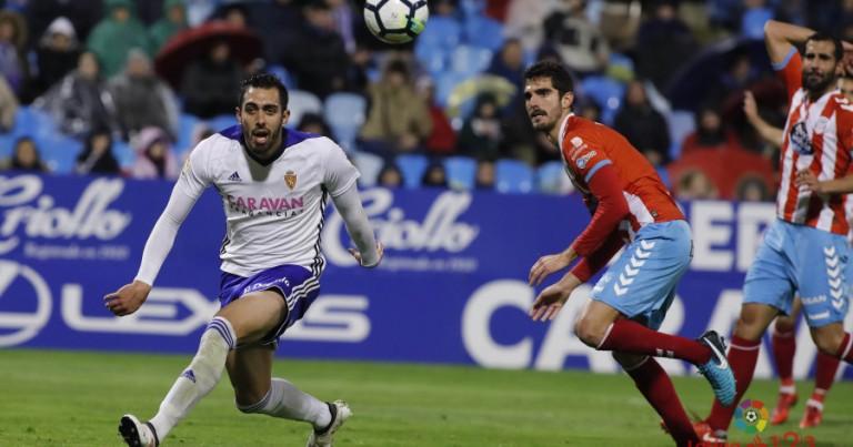 Real Zaragoza 2 – 0 CD Lugo | Crónica