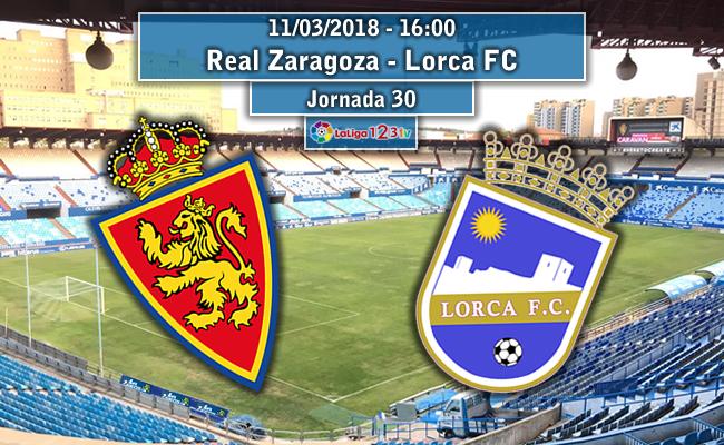 Real Zaragoza – Lorca FC | La Previa