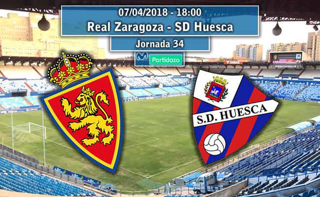 Real Zaragoza – SD Huesca | La Previa