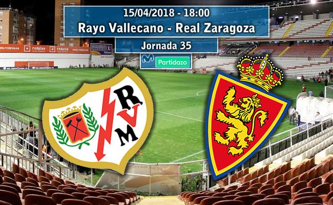 Rayo Vallecano – Real Zaragoza | La Previa