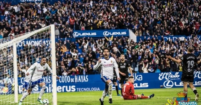 Real Zaragoza 1 - 0 SD Huesca   Crónica