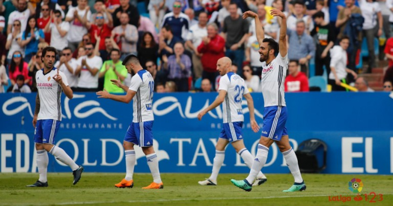 Real Zaragoza 2 – 1 Sporting Gijón | Crónica