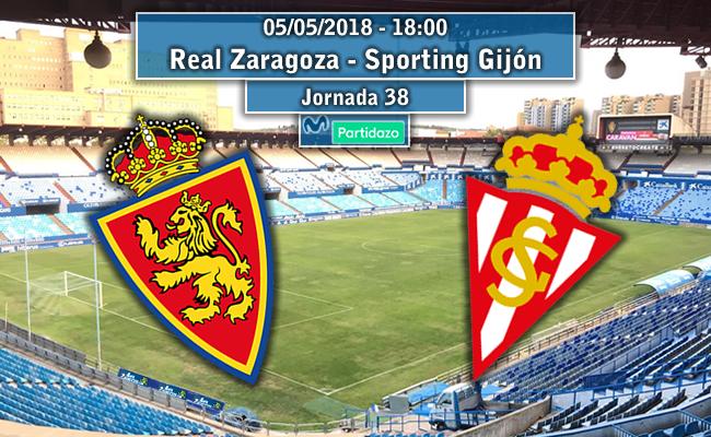 Real Zaragoza – Sporting Gijón | La Previa