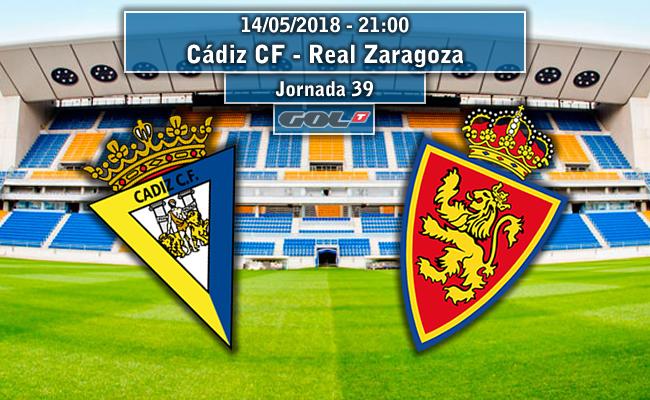 Cádiz CF – Real Zaragoza | La Previa