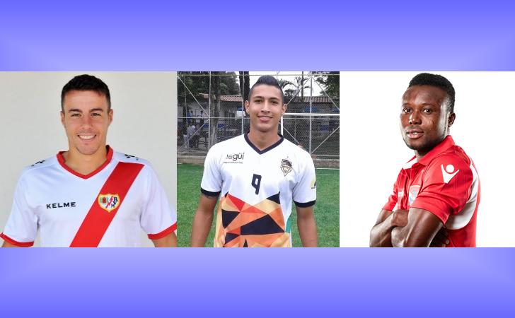 Aguirre, Medina y Igbekeme, primeros fichajes
