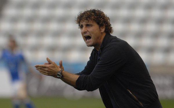 Imanol Idiakez, nuevo entrenador