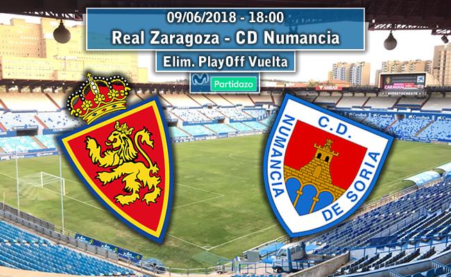 Real Zaragoza – CD Numancia | La Previa