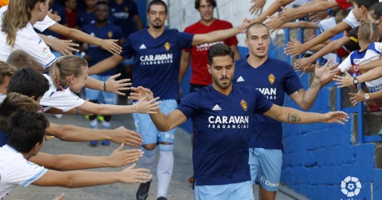 Real Zaragoza 2 – 1 Rayo Majadahonda | Crónica