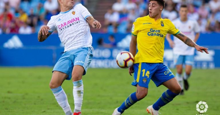 Real Zaragoza 1 – 1 UD Las Palmas | Crónica