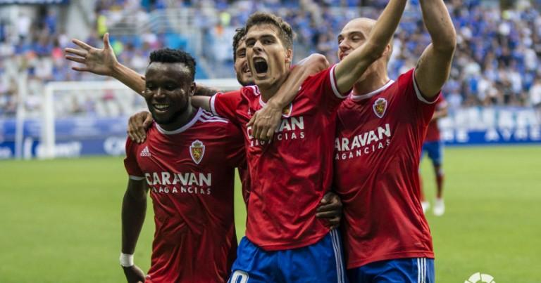 R Oviedo 0 – 4 Real Zaragoza | Crónica