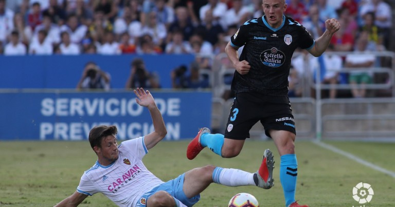 Real Zaragoza 0 – 2 CD Lugo | Crónica
