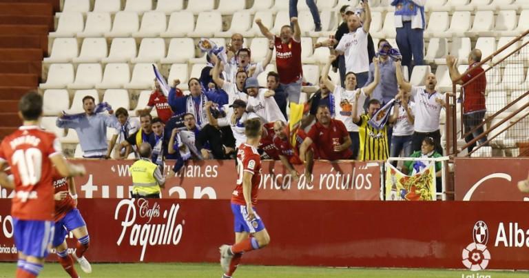 Albacete Balompié 2 – 2 Real Zaragoza | Crónica