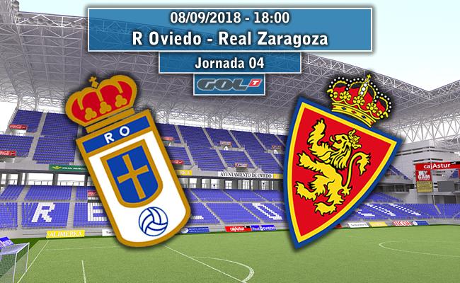 R Oviedo – Real Zaragoza | La Previa