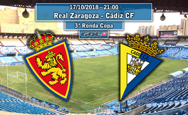 Real Zaragoza – Cádiz CF | La Previa