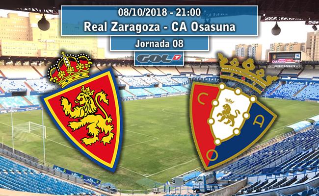 Real Zaragoza – CA Osasuna | La Previa