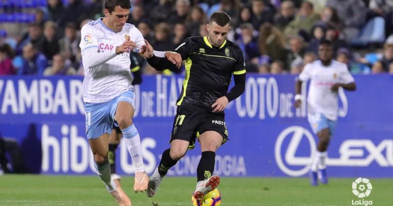 Real Zaragoza 0 – 2 Granada CF | Crónica