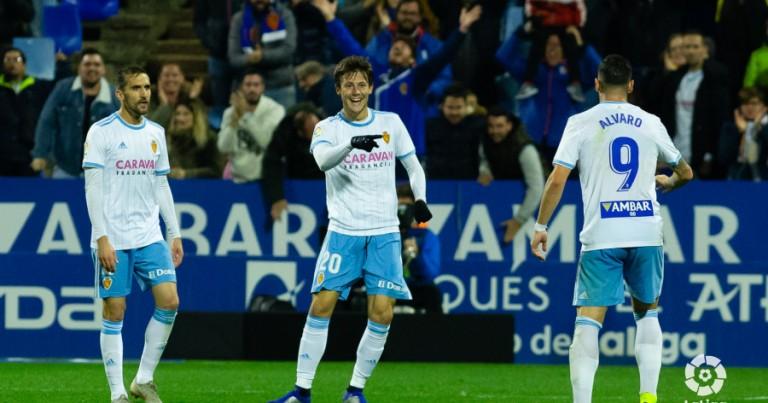 Real Zaragoza 2 – 2 RCD Mallorca | Crónica