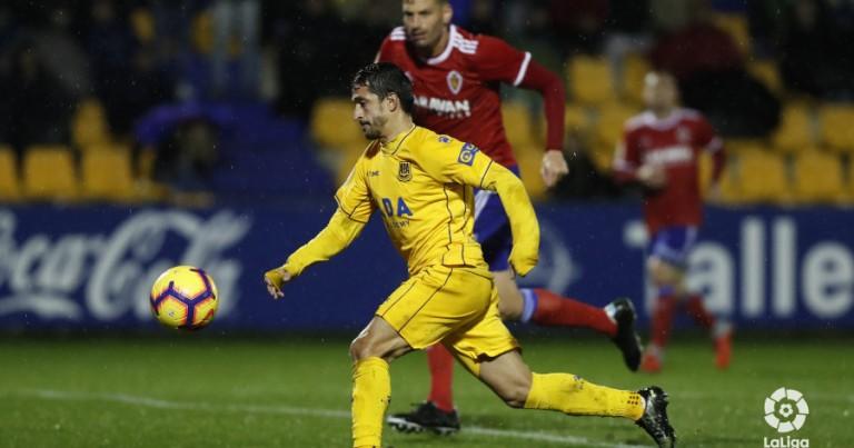AD Alcorcón 2 – 0 Real Zaragoza   Crónica